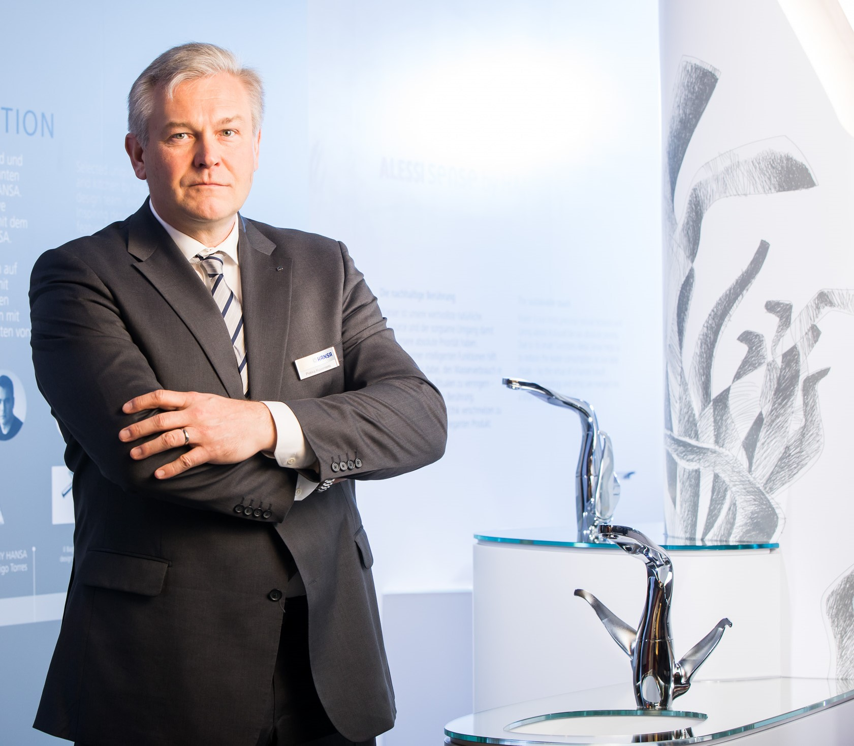 Pekka Kuusniemi, prezes Grupy Oras