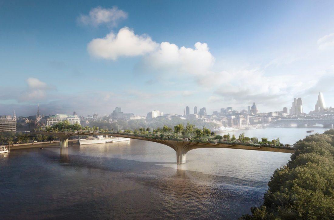 Garden Bridge, Thomas Heatherwick