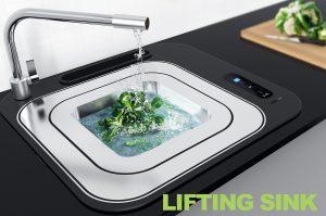 Lifting Sink