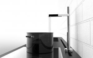 Rail Kitchen Faucet | bateria kuchenna