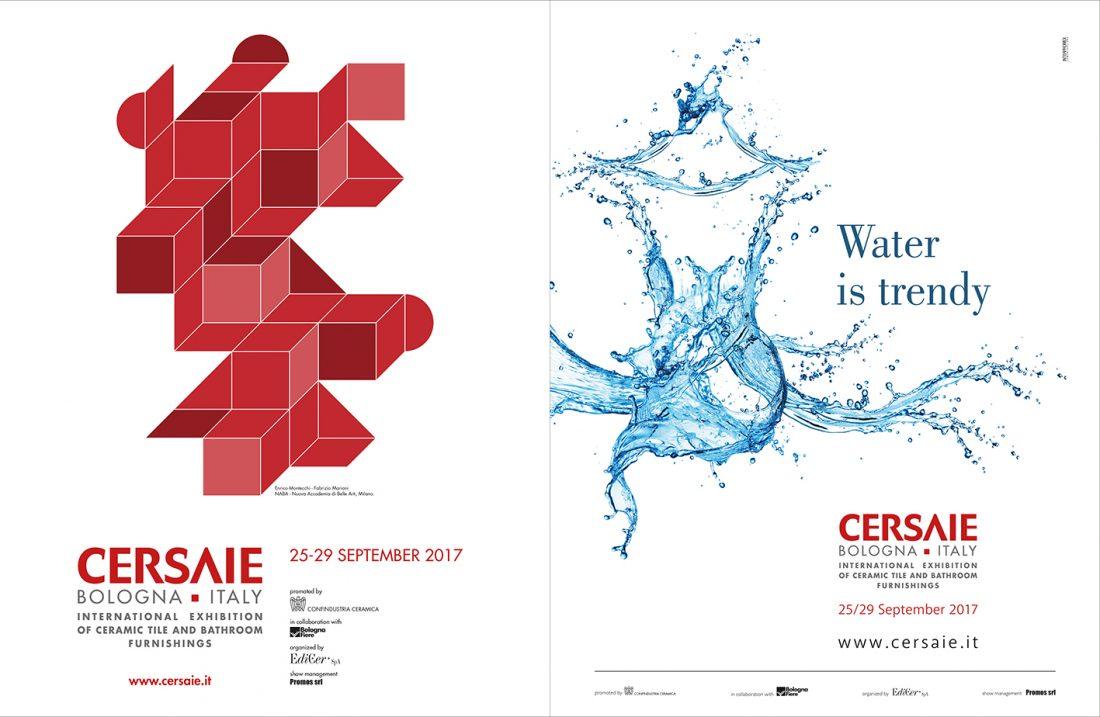 Plakaty Cersaie 2017