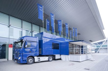 Grohe Truck / Ciężarówka Grohe