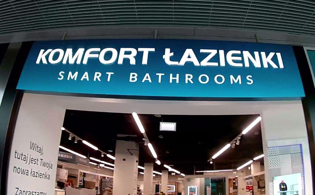 Będzie Nowy Salon Komfort łazienki W Jankach To 19 Salon