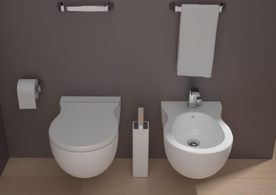 Ceramika sanitarna Pinch, Nendo dla marki Flaminia