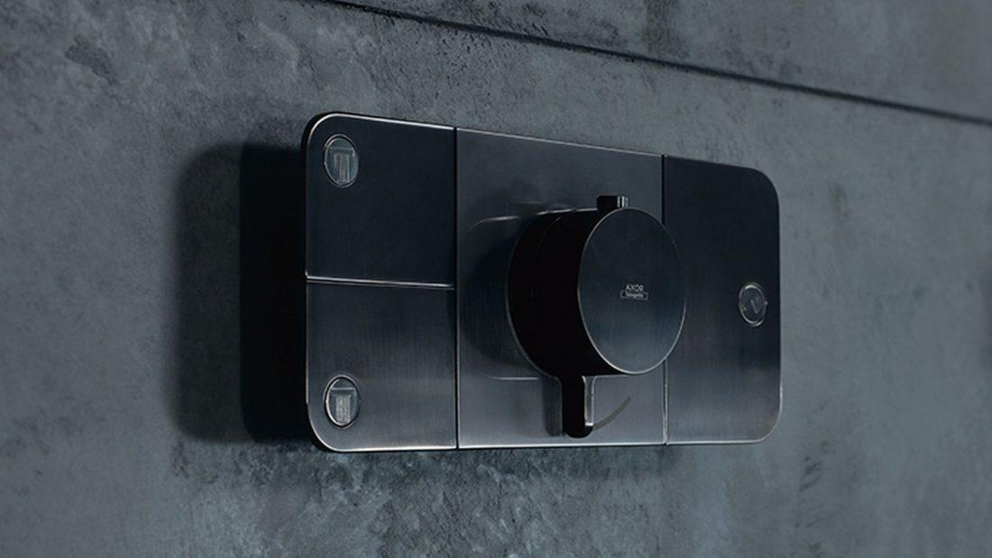 Termostatyczny moduł prysznicowy Axor One