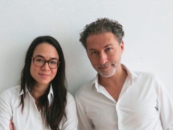 Werner Aisslinger i Tina Bunyaprasit