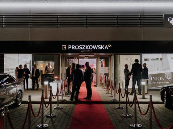 Cermag Opole i otwarcie Galerii Prószkowska 54.