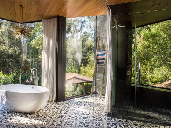 Richard Best Architecture, aranżacja z wanną Barcelona Victoria&Albert