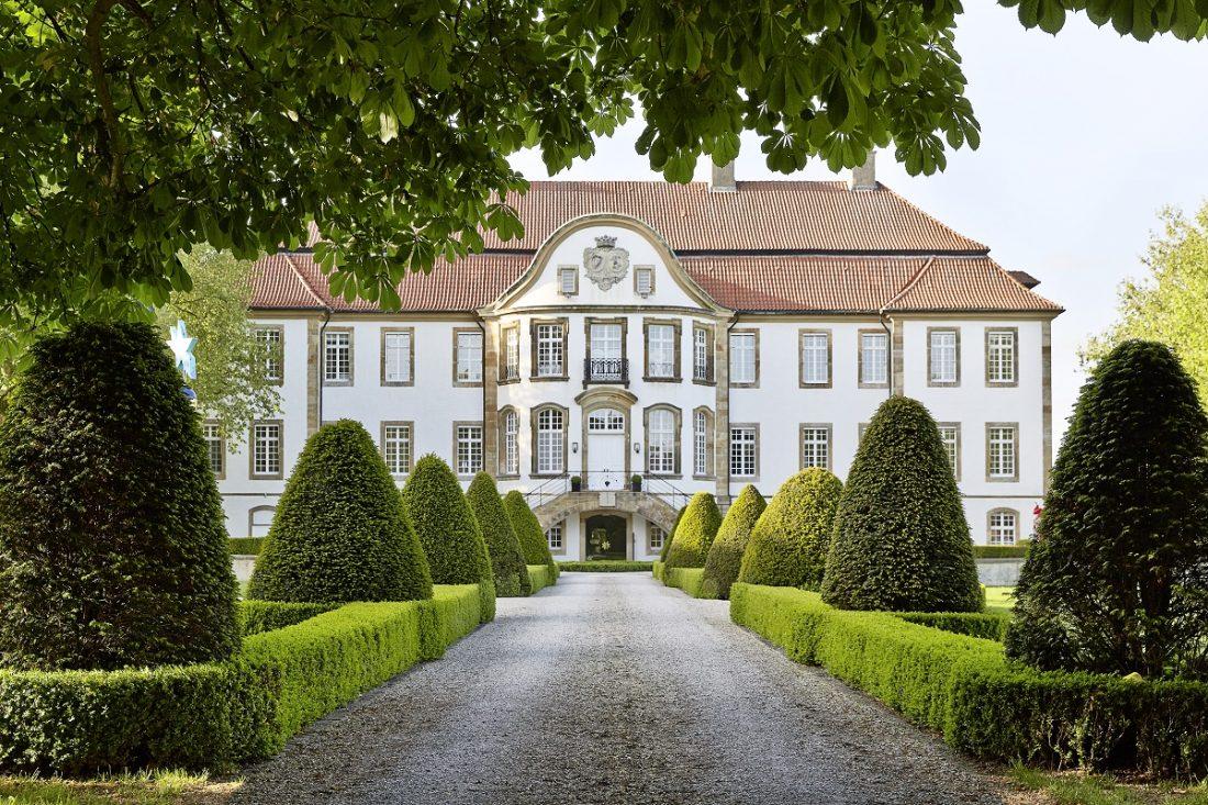 Zamek Harkotten, siedziba sieger design od 1988 roku. Fot. sieger design