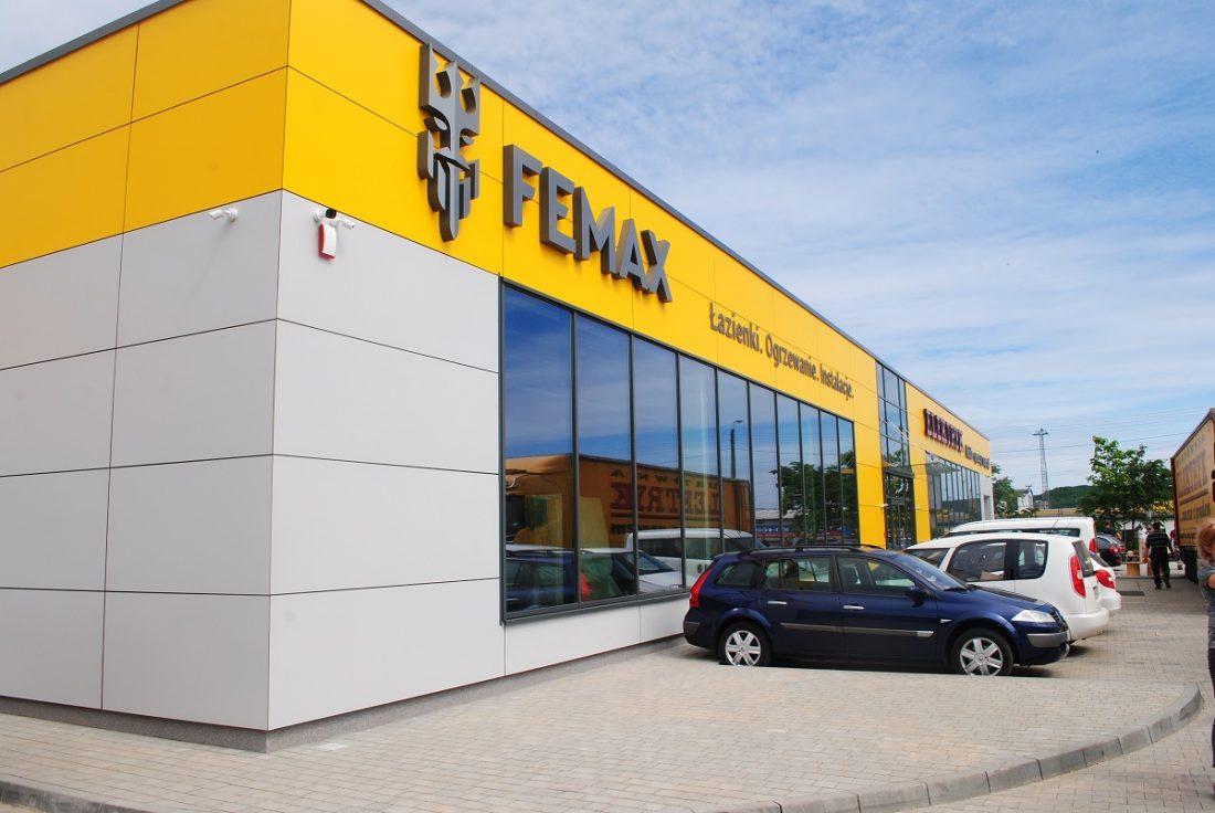 Salon Femax w Gdyni. / fot. Femax