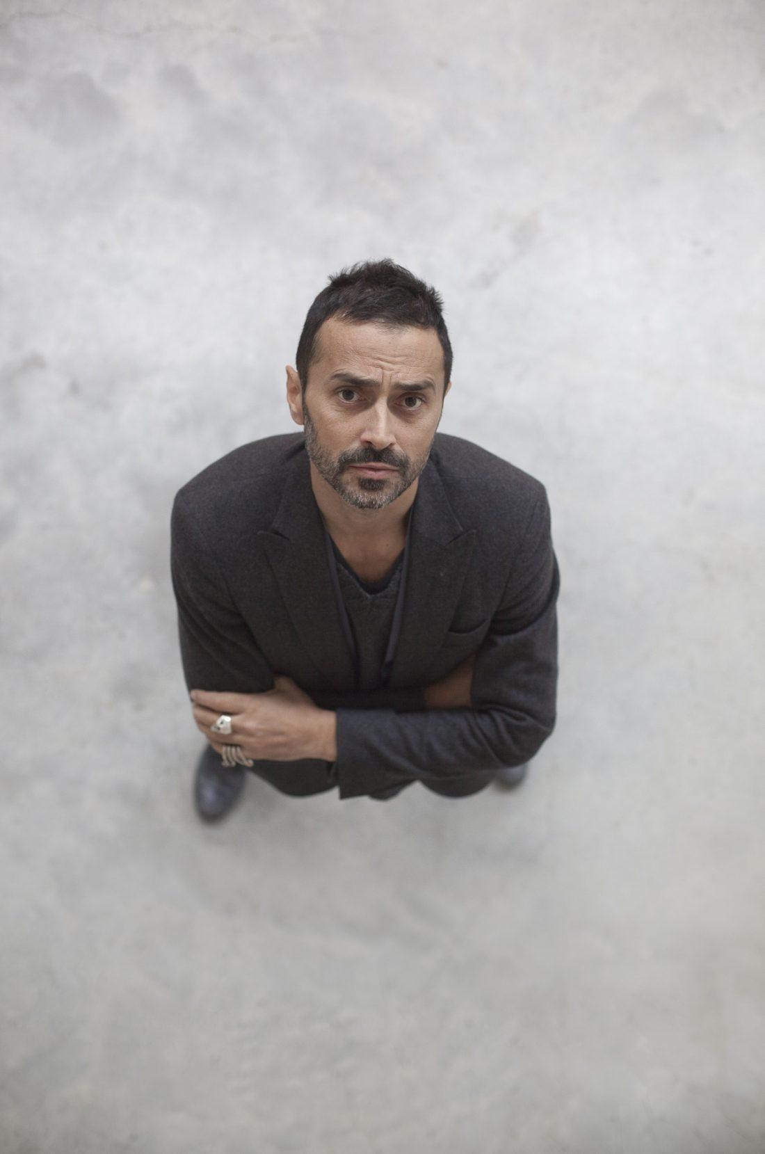 Fabio Novembre. Fot. Emanuel Zamponi