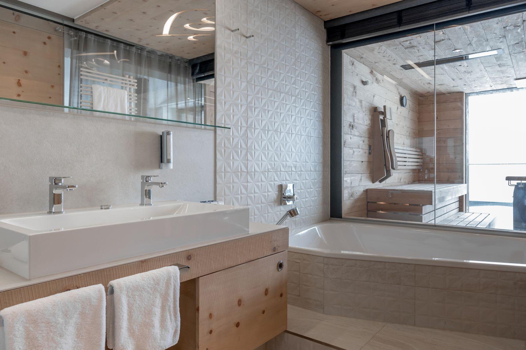 inspiracje wellness i relaks w tyrolskiej dolinie. Black Bedroom Furniture Sets. Home Design Ideas
