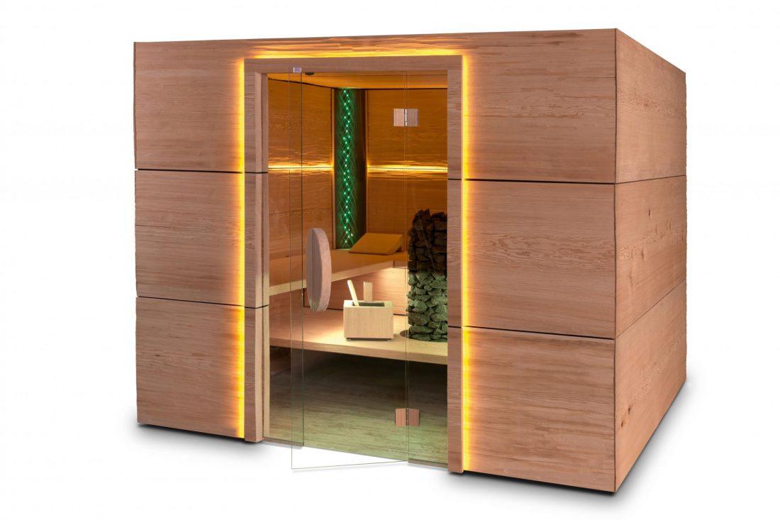Sauna Natural Touch, prod. Fechner GmbH + Co. KG