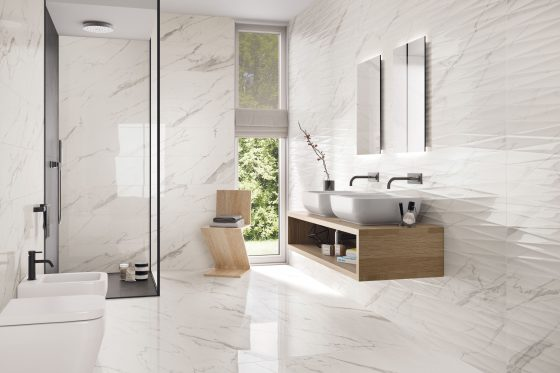 Supergres - płytki Purity of Marble Statuario