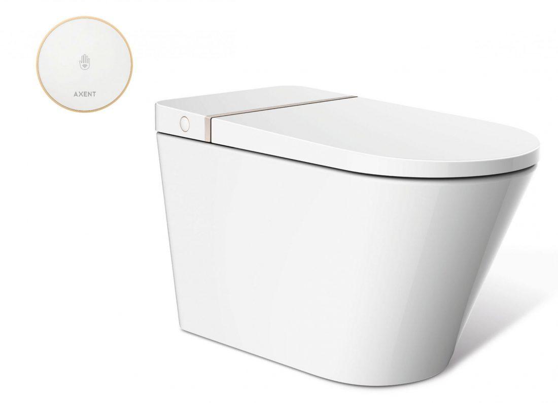 Toaleta Primus, prod. Axent