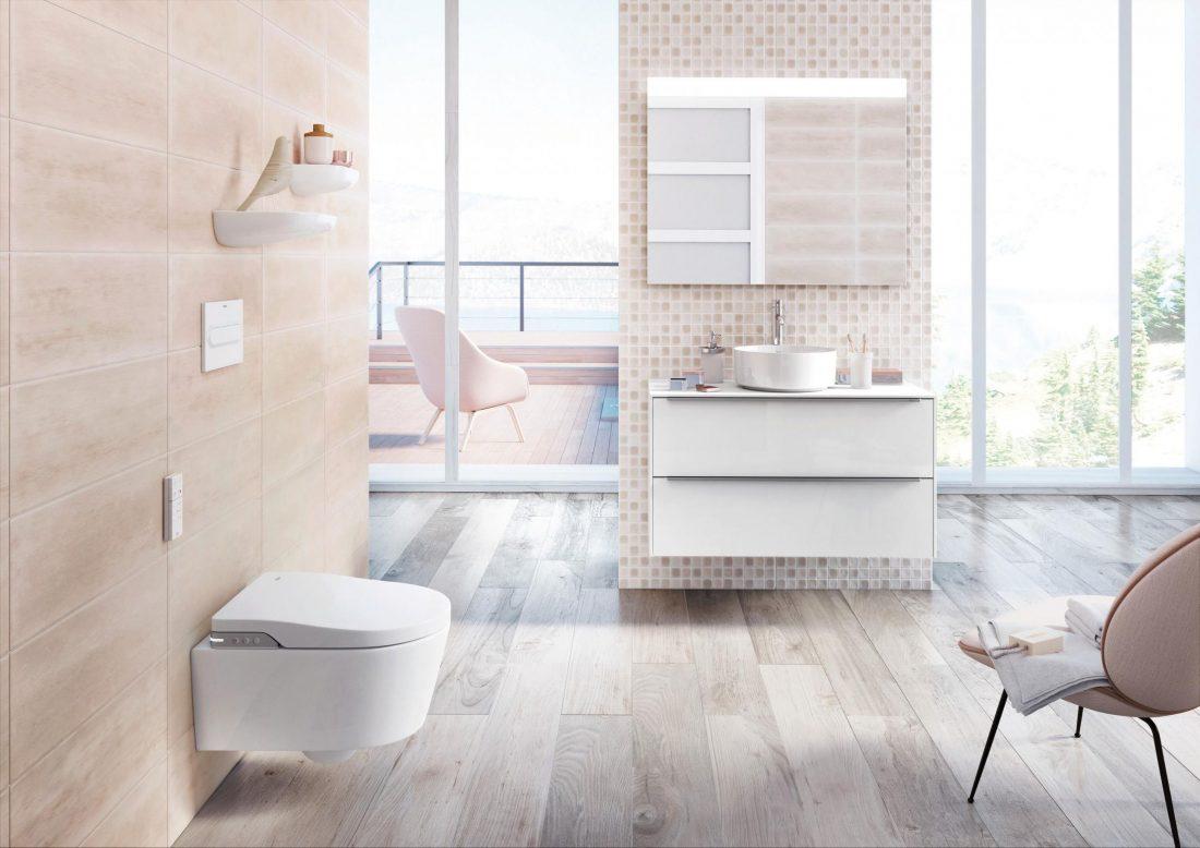 Toaleta myjąca Inspira, prod. Roca