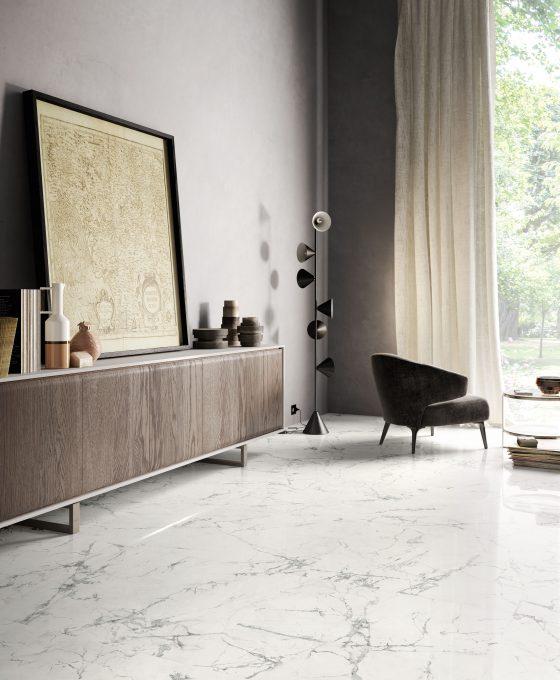 Ceramica Sant'Agostino i nowość tej fabryki - kolekcja Pure Marble