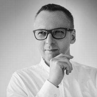 Marcin Jędrzak, adiunkt w Zakładzie Wzornictwa UTP w Bydgoszczy i właściciel studia projektowego Jędrzak Design