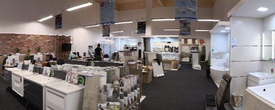 Nowe Salony łazienek Designbiznesłazienki