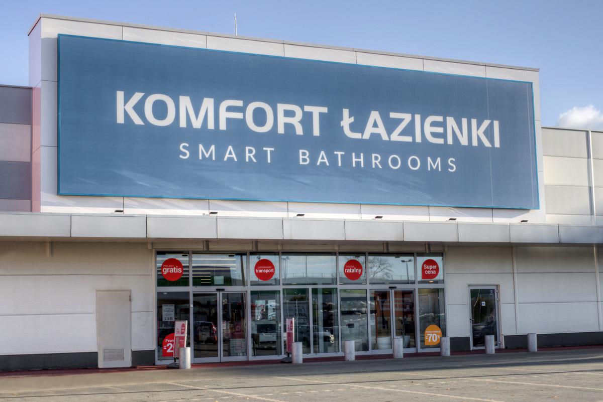 Komfort łazienki W Szczecinie Będą Największe W Sieci